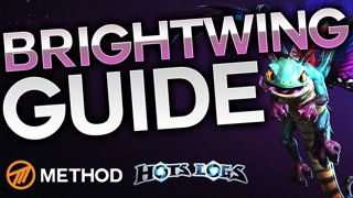 Brightwing PRO Guide with Method Pro Cursen | Method Heroes of the storm
