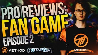 Episode 2 - Reviewing Fan's Gameplay with Method HOTS Pro Benny