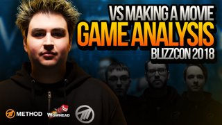 Inside the Mind of Method: Orange | BlizzCon 2018 VS Making a Movie Analysis