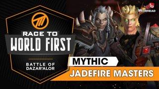 Method VS Jadefire Masters - Mythic Battle of Dazar'alor