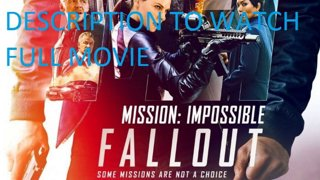 mezehiz - Watch ~ Mission: Impossible - Fallout [2018] FULL