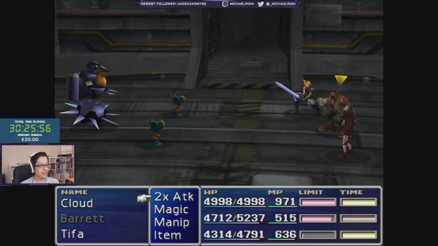 [Part 11/16] - FF7 Reunion Retranslation Mod playthrough