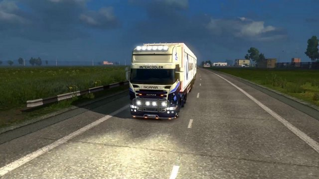 ETS2 ProMods - Road to Southern Region - 1080p
