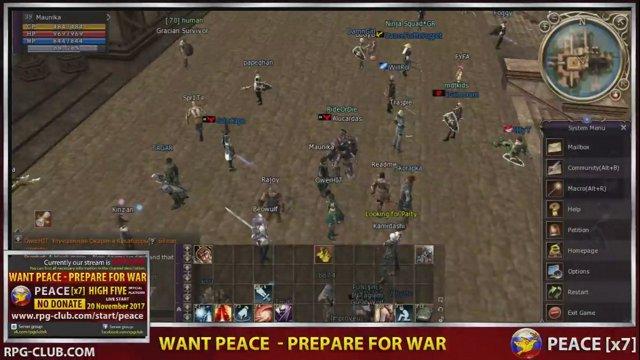 Peace 7x