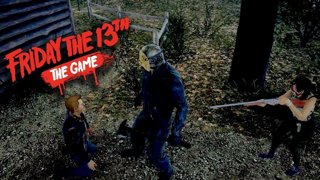 SOMEBODY TAKE OUR CHILD | Friday the 13th Game Part 22