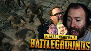 ZOMBIE MODE ENGAGE | Player Unknown's Battlegrounds Part 17