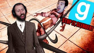 MY TURN TO CHASE | GMod Stop It Slender Part 8