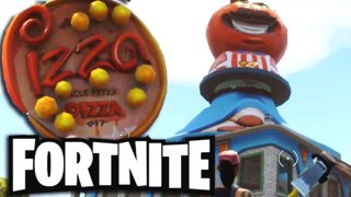 PIZZA PARTY | Fortnite Part 6