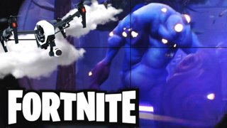 MONSTERS EVOLVED | Fortnite Part 5