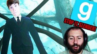 JP THE MONSTER MAN | GMod Stop It Slender Part 9