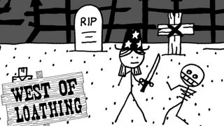 STABBY STABBY TIME | West of Loathing Part 3