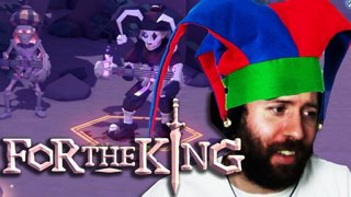 I'M THE CRAZY ONE | For The King Part 4