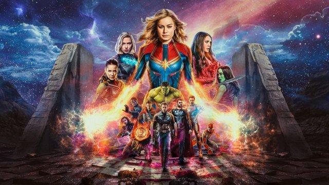 Avengers: Endgame 【2019】 SUBTITLE EXTRA ENGLISH