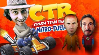 CRASH TEAM RACING Nitro-Fueled - La SFIDA tra Pierpaolo, Alessio e Francesco