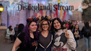 IRL Disneyland stream with toriwood, Coruscating & spoongalaxy