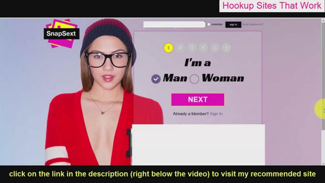 How well do hookup sites work