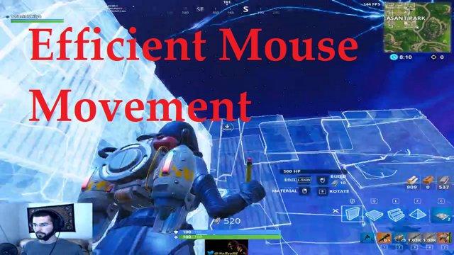 Efficient Mouse Movement Guide