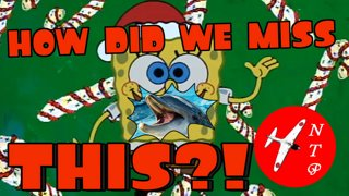 Someone CURSED in the SpongeBob Christmas Special! [NOT AN EDIT!!!]