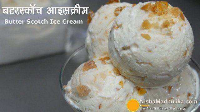 Nishamadhulika butter scotch ice cream nishamadhulika butter scotch ice cream eggless butterscotch ice cream twitch ccuart Images