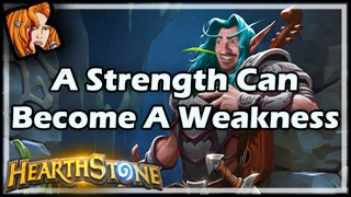 A Strength Can Become A Weakness
