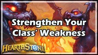 Strengthen Your Class' Weakness