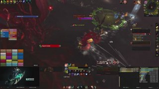 Exorsus vs Il'gynoth Mythic World First