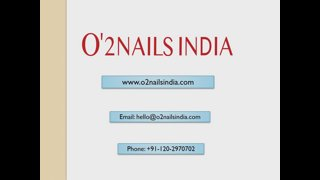 O2nailsindia Nail Art Design By Nail Printing Machine In India