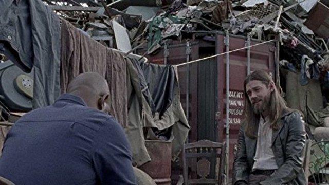 Fear the Walking Dead Season 4 Episode 8 (Streaming) AMC