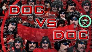 Doc vs Doc | DrDisrespect Reviews the Gameplay Footage | H1Z1:KOTK
