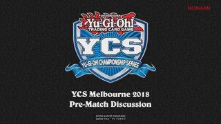 YCS Melbouren Top 16 Feature Match