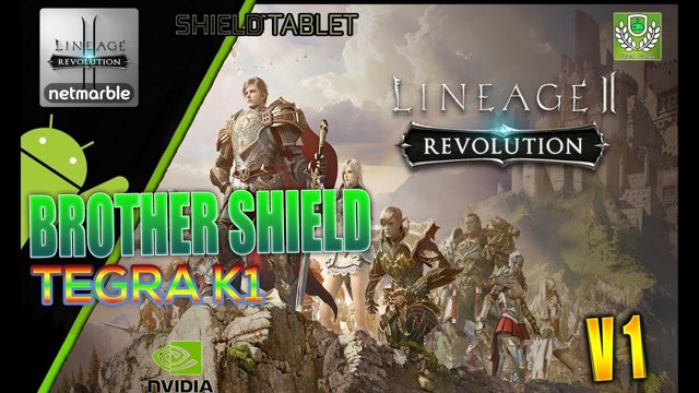 Netmarble Games: lineage 2 revolution - iOS/Android - HD [ENGLISH] Tegra K1| Android 7.0 | V1