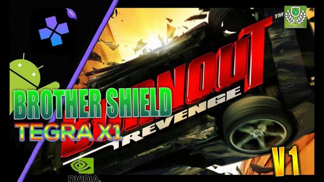 DamonPS2: PRO PS2 Emulator: Nvidia Shield - HD TEST | Burnout Revenge |  Tegra X1 | Android 7 0 | V1