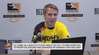 Player Q&A: Zuppeh | Florida Mayhem | Stage 4 Week 5 Day 4