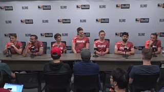 Press Conference | Pacific Talent | All-Stars Day 1