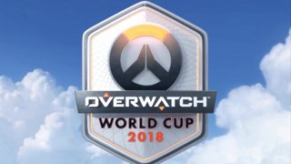 South Korea vs United Kingdom   BlizzCon SemiFinals   Game 3   2018 Overwatch World Cup