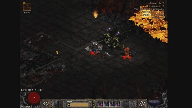 Path of diablo chaos