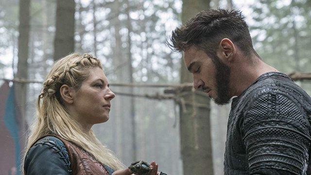 OFFICIAL Vikings - Season 5 Episode 15 Hell   On History