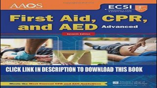 pasoru - [[DOWNLOAD [PDF  ] Advanced First Aid, CPR, And AED