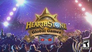 China vs Hong Kong - Group A Winners Match-  2018 Hearthstone Global Games – BlizzCon