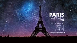 PlayStation® Live from Paris Games Week 2017