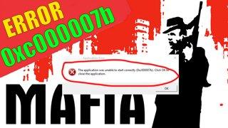 protonich - ✅ Mafia 2 error 0xc000007b (How to Fix) - Twitch