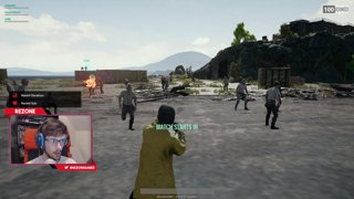 Rezone! | BATTLE OF THE BRIDGE! - Player Unknown Battlegrounds