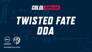CBLoL Explica #22: Twisted Fate Dda (AD)