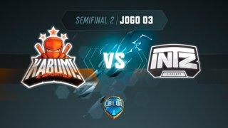 CBLoL 2019: 2ª Etapa - Semifinal 2 | KaBuM x INTZ (Jogo 3)