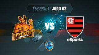 CBLoL 2019: 2ª Etapa - Semifinal 1 | Uppercut x Flamengo (Jogo 2)