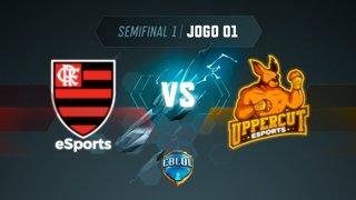 CBLoL 2019: 2ª Etapa - Semifinal 1 | Flamengo x Uppercut (Jogo 1)