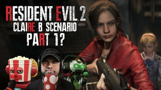 Resident Evil 2 (2019) Claire B [At a Glance]: Sloppy Seconds