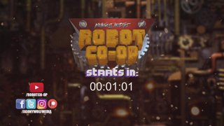 Robot Co-Op Twitch Countdown