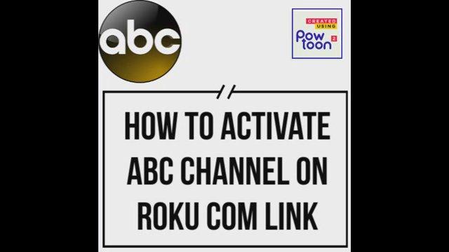 Activate ABC com Channel on Roku Device - ABC com/Activate