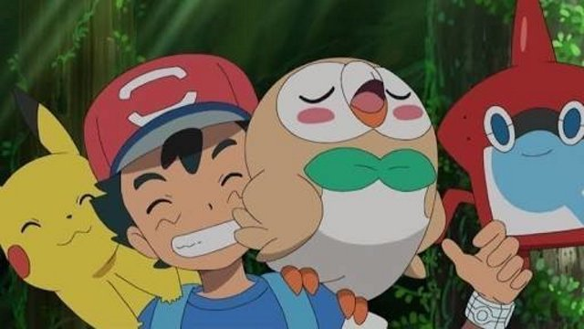 Pokemon sun and moon episode 49 English sub Pokemon sun and moon episode 49  English subbed